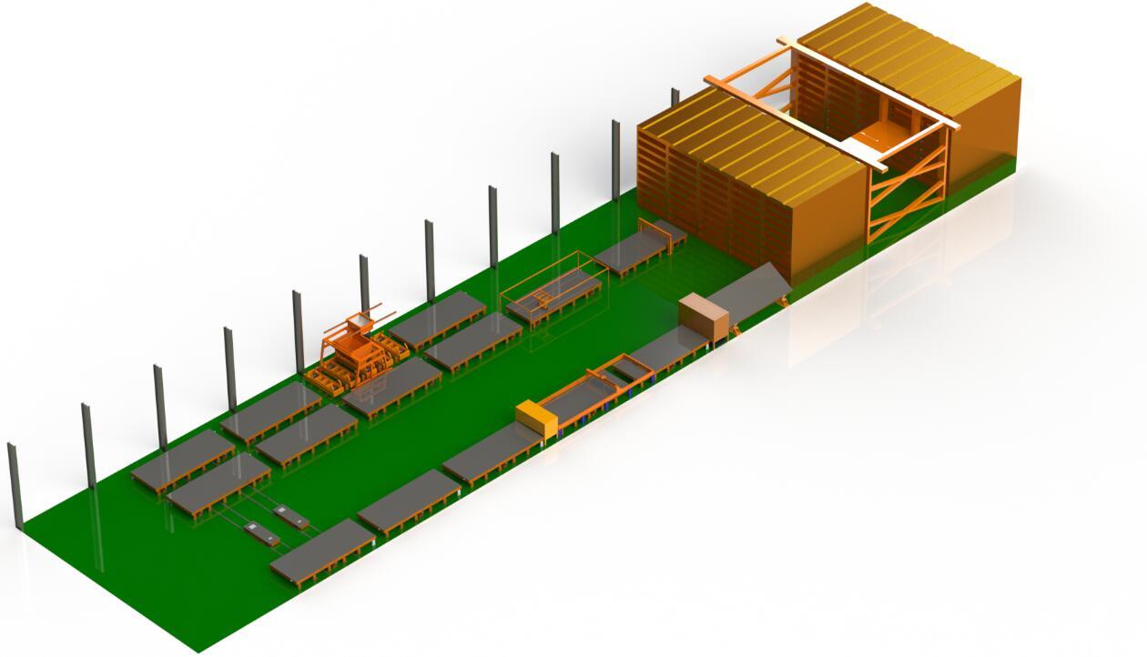 PC生产线设备